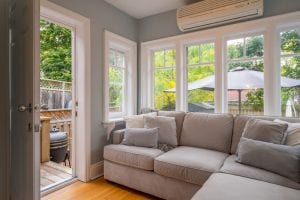 Installation - conservatory air conditioning Cooling Energy Services