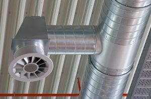 Ventilation with Cooling Energy Services