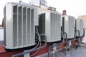 Air conditioning with Cooling Energy Services